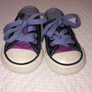 Baby Girl Converse Sneakers